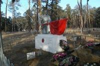 Мемориал павшим в ВОВ на Мехзаводе в Козельске