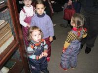 Козельская Епархиальная Рождественская выставка детского творчества 2014