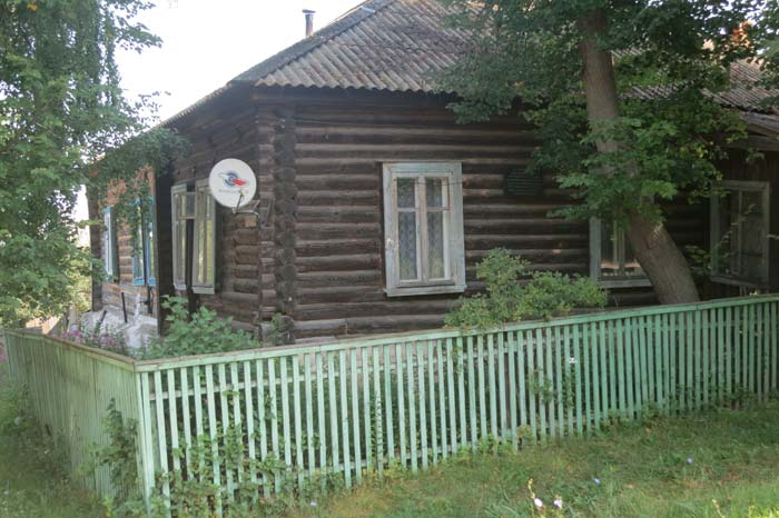 Дом Марии Николаевны Толстой