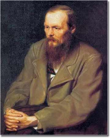 Козельск. Достоевский