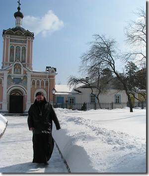 Козельск. о. Андрей Ткачёв, Оптина