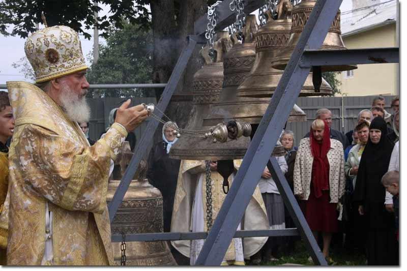 Козельск Успенский собор