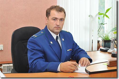 Прокурор Козельского района А.А. Коноплинов