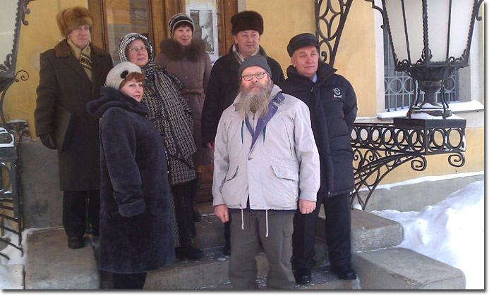 Делегация КОРЛа в Калуге
