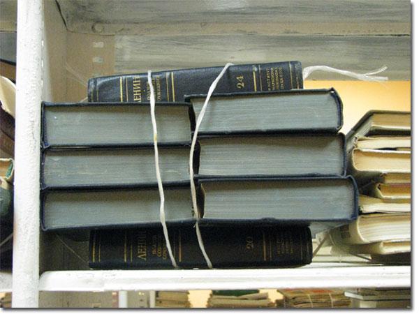 Козельск. Библиотека