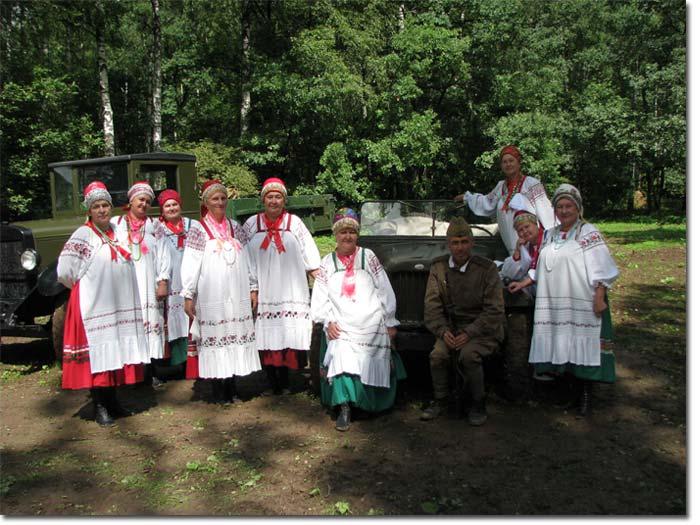 Нормандия-Неман, Козельск
