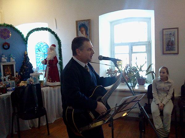 Козельск, Рождественская выставка, музей