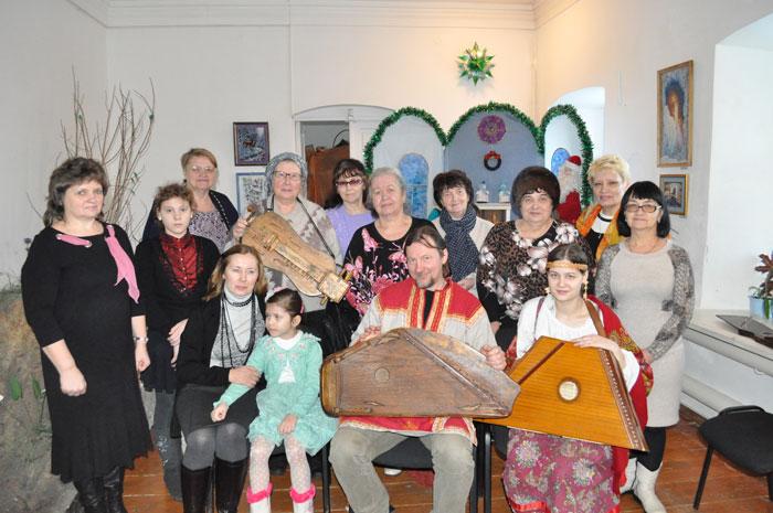 Козельск, Музей, Рождество 2014