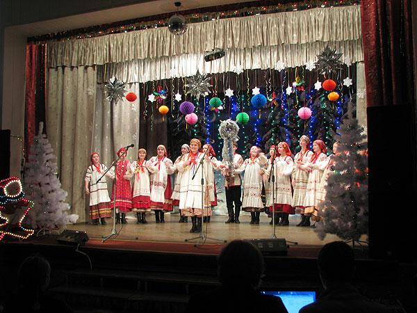 Рождество в Козельске