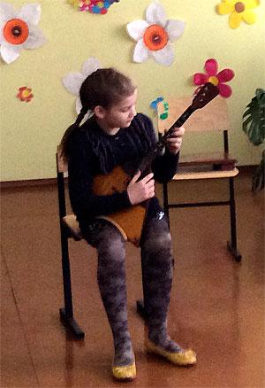 Козельская музыкалка в Дешовках