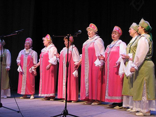 Поёт село родное, Козельск