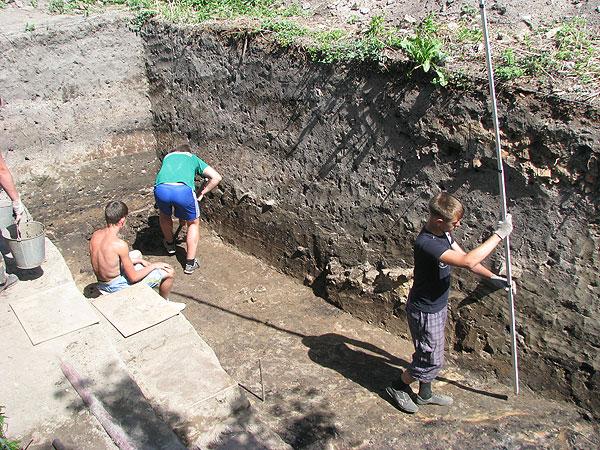 Раскопки Козельска