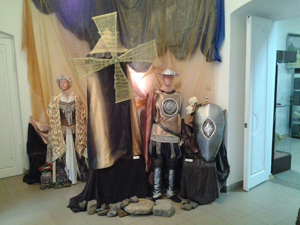 Козельск, музей