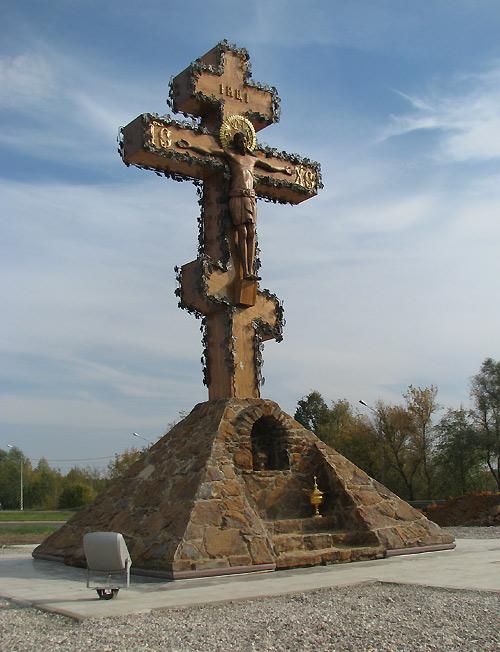 Воздвижение Креста в Козельске