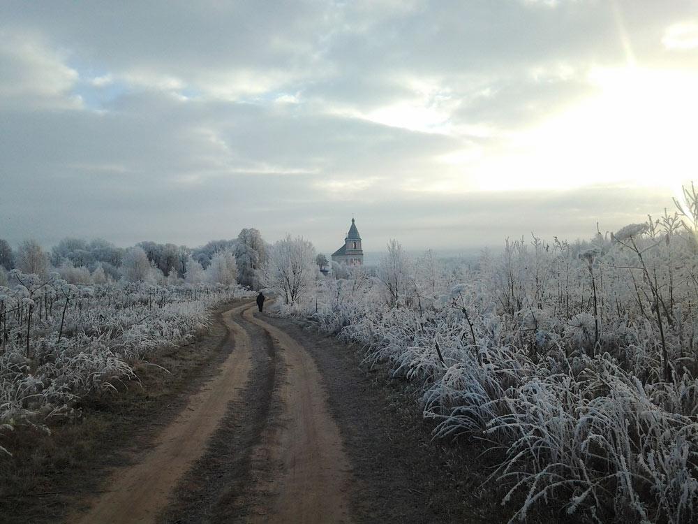 Свято-Никольский храм села Березичи